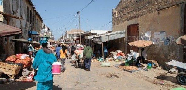 Fermeture des marchés de Rufisque