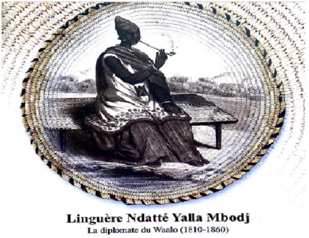 Femmes valeureuses du Sénégal : à la découverte de Linguère Ndatte Yalla Mbodj, la diplomate du Waalo (1810-1860)