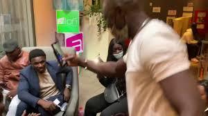 Pendo Guissé crée une chanson pour Sankara Mbaye bayou Daba  Mbaye à New York
