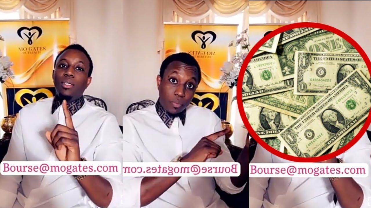 Mo Gates présente sa renaissance avec 25 bourses de 5000 dollars aux étudiants Sénégalais