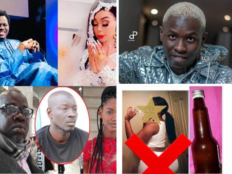 100% PEOPLE: Grave révélation d'une femme sur Le business des fesses,seins et hanches,Ayo Baldé détruit Omaro