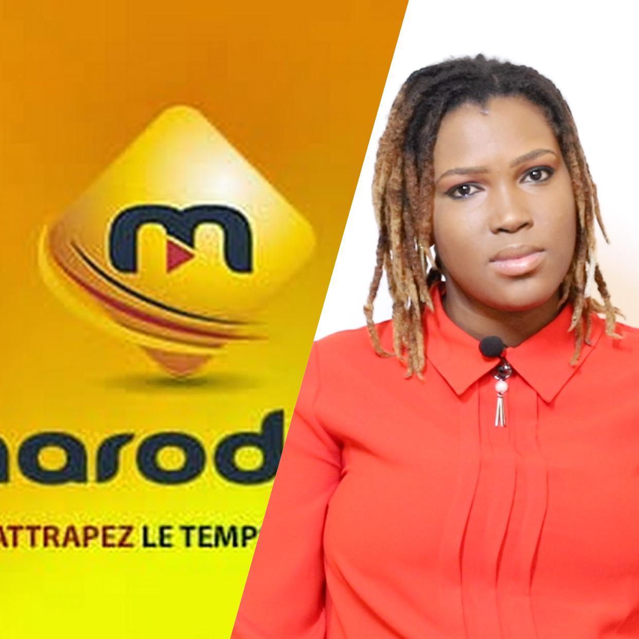 Mbarodi TV condamne par la justice Daniella Ndiaye de la Serie Golden fait de grosses revelations.