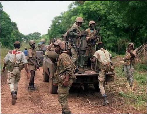"""""""Sept militaires tués à Sindian"""": La Dirpa précise"""