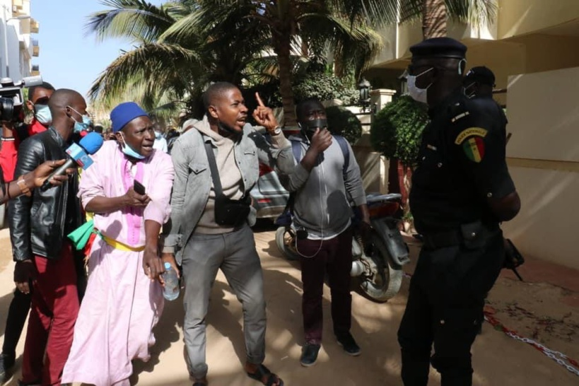 Les arrestations tous azimuts des partisans de Sonko se poursuivent
