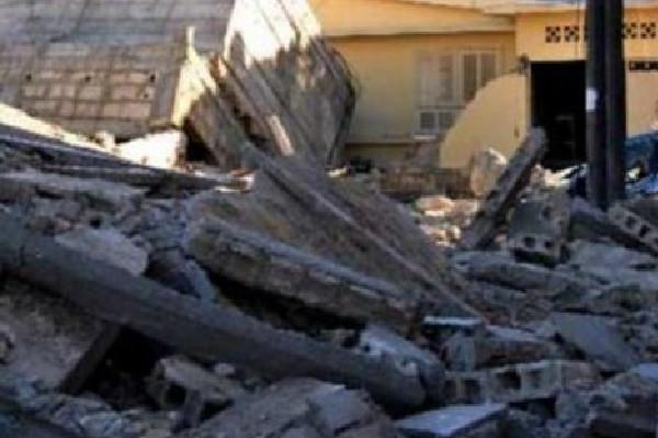 Kaolack : Un bâtiment s'effondre et fait un mort et un blessé grave
