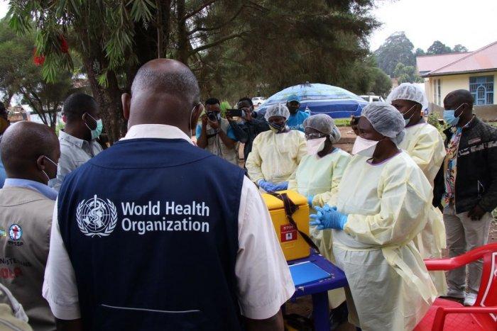 Ebola en Guinée: l'OMS offre plus de 700 kg de matériels médicaux, l'Onu décaisse des millions de dollars pour endiguer l'épidémie
