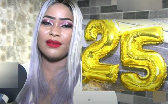 """Guigui fête ses """"25 ans"""" en grande pompe: Découvrez les vœux de la chanteuse"""