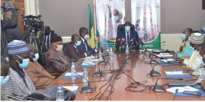 Campagne de vaccination: Le Comité de suivi et de contrôle des opérations installé