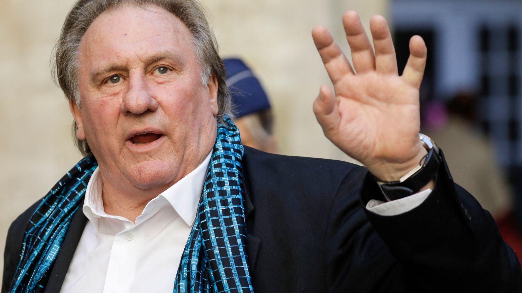 «Je suis très serein»: Depardieu se dit «innocent» et prêt à rejeter «toutes les allégations» de viol