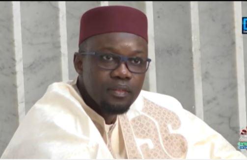 Ousmane Sonko s'enfonce dans sa déclaration:  »Ils veulent m'amener à avouer que j'ai eu des relations sex*uelles avec Adji Sarr  »