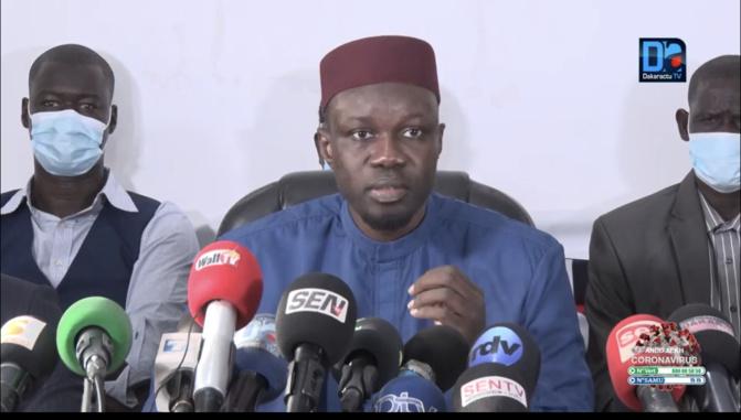 Son immunité parlementaire levée hier, Ousmane Sonko a...disparu