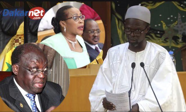 Les moment les plus drôles que vous avez raté à l'assemblée nationale « Mame Diarra Fam et … »