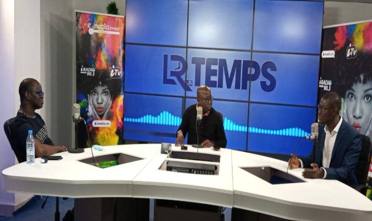 Alioune Ndiaye journaliste « SONKO N'A PAS LES MOYENS DE RÉSISTER À UN ASSAUT DE L'ÉTAT »