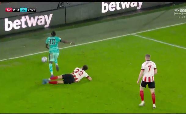 Premier League : Ce geste de Sadio Mané salué par le monde du football anglais !