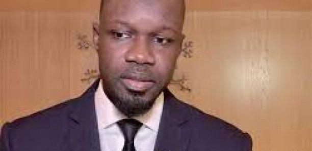 Ousmane Sonko arrêté pour trouble à l'ordre public