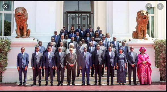 Conseil des Ministres de ce mercredi 3 Mars 2021