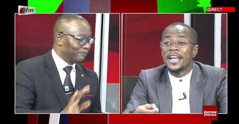 CLASH – C'est très tendu entre Abdou Mbow et Me Moussa Diop