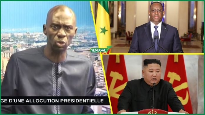 Omar Faye « Macky Sall Dou Délou Guinaw Ndax Dafa Reuy Té Président Waroul Reuy … »