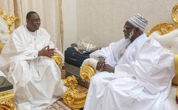 Serigne Mountakha a conseillé le Chef de l'Etat : « Cette affaire relève de la justice », lui a répondu Macky, selon Serigne Abdou Samat
