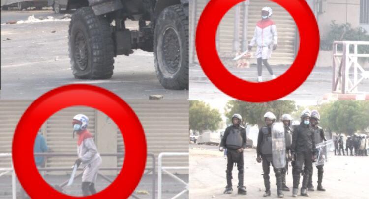 Affaire Sonko : Boulevard centenaire les vi0l@tions augmentent avec des coupes coupes et autres