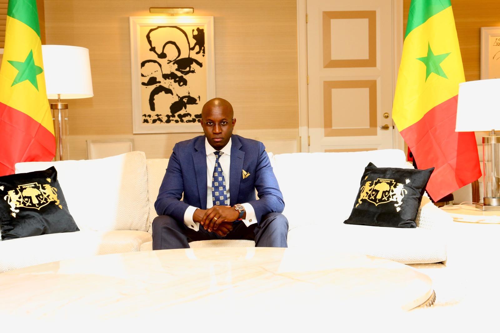 Discours de Mohamet B Diallo allias Mo Gates pour une relève de l'opposition au Sénégal face au régime actuel