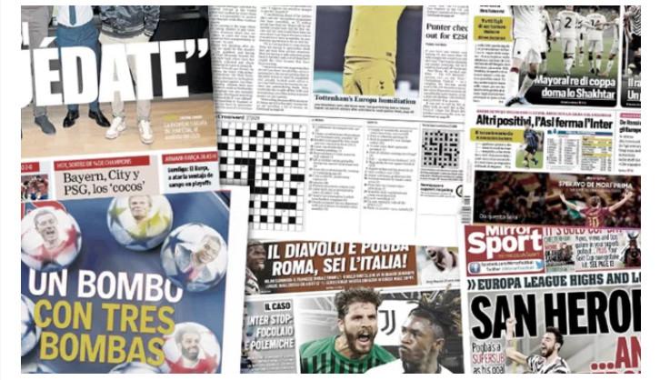 Le retour en grâce de Pogba régale la presse européenne, la nouvelle idée du PSG pour faire venir Messi