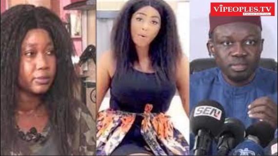 """Ndey Khady Ndiay la patronne de Adji Sarr """"malfaiteur le"""" des révélations de Héléne Françoise Gaye sur son salon de massage"""