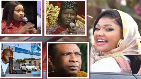 100% PEOPLES: Ya Awa Dieye crée une polémique avec ses photos Aida Samb Abou Thioubalo cités dans un scandale