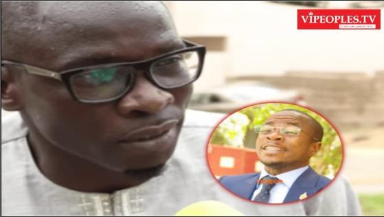 ça chauffe sur le plateau de la Sen tv entre le député Abdou Mbow et Mansour Diop