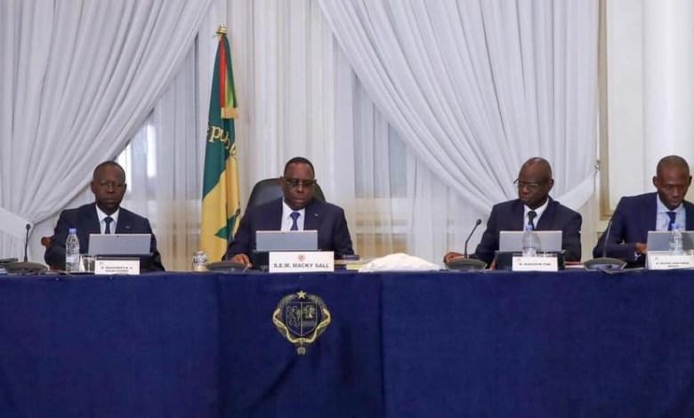 Les nominations en conseil des ministres du Mercredi 7 avril 2021.