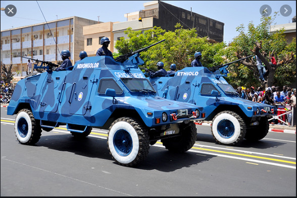 Pour leur professionnalisme: Les forces de défense et de sécurité félicitées