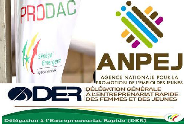 PRODAC –ANPEJ-DER et emplois : Sur les traces de 140 milliards de francs