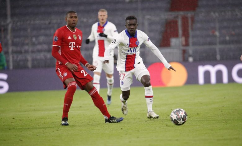 PSG : Les statistiques monstrueuses de Gana Gueye face au Bayern