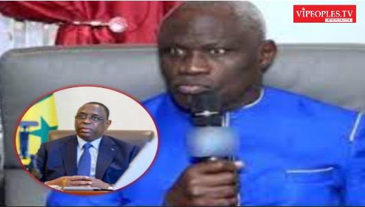 """Gaston Mbengue clarifie les choses """"Macky Sall m'a rien donné lors de ce combat"""""""