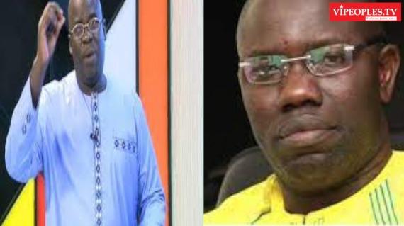 Sa Ndiogou tacle sévèrement Ameth Aidara et Mansour Diop de la Zik Fm. Ecoutez.