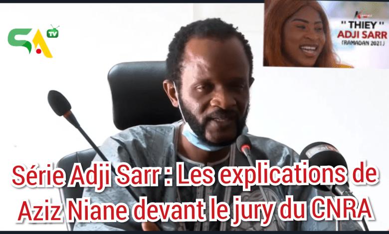 Aziz Niane du Soleil Levant, après entretien avec le CNRA : « Nous sommes loin des rumeurs qu'on nous prête »