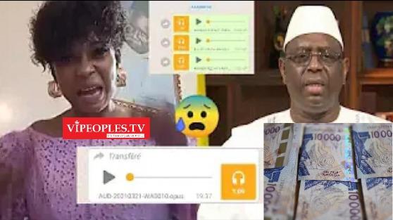 Urgent audio fuitées Fatou explose la vérité Macky xaliss reck moko...