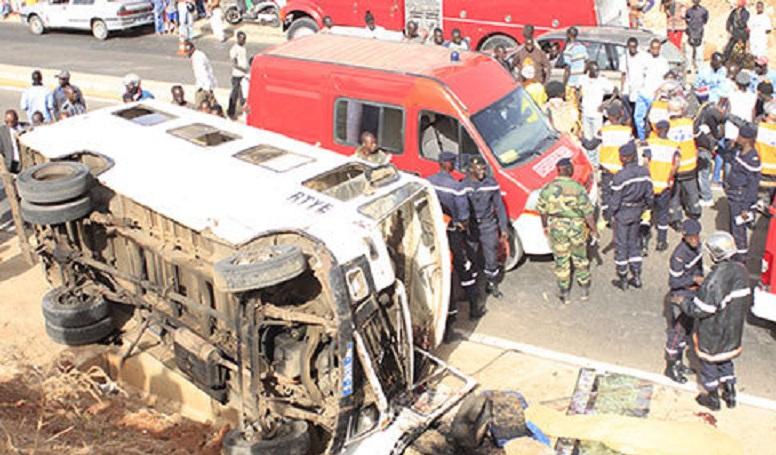 Accident de circulation et incendie : plus de 2.800 personnes mortes en 2020, selon le bilan annuel des Sapeurs-pompiers