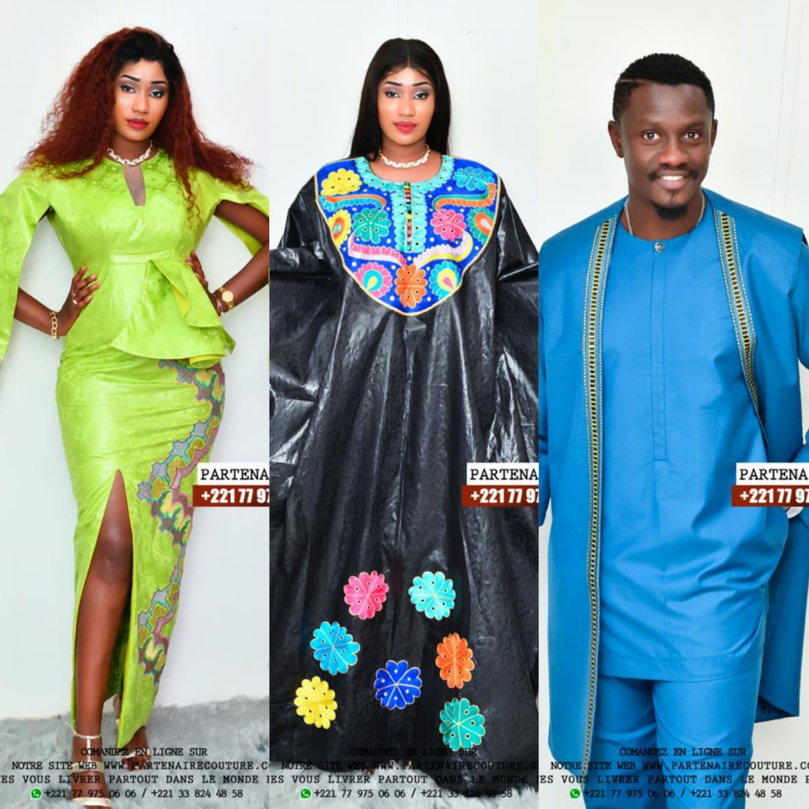 Spéciale korite 2021avec les tendances de Bamba Partenaire Couture