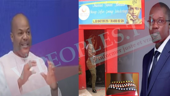 Urgent Mame Mbaye Niang confirme Ousmane Sonko il a bien @bus€ de Adji Sarr