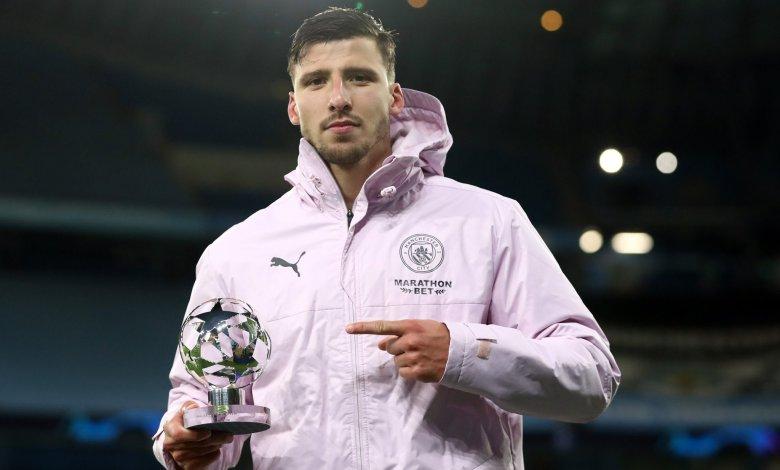Manchester City -PSG : Ruben Diaz monstrueux, Homme du match !