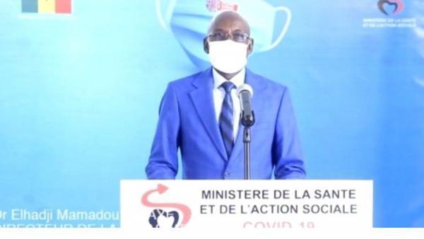 Covid-19: Le Sénégal enregistre 28 cas positifs et 166 malades sous traitement