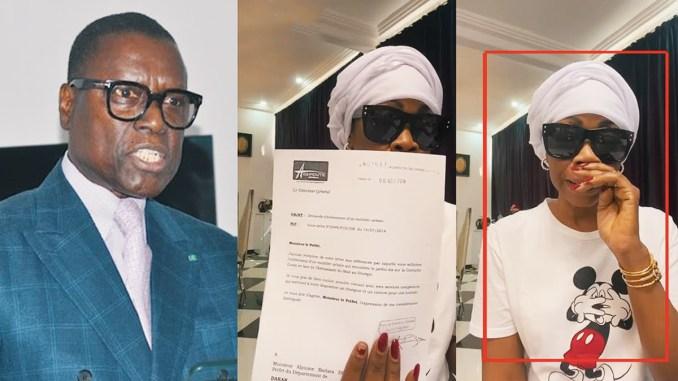 Dernière minute – Procès contre Pierre Goudiaby Atepa : Aby Ndour condamnée