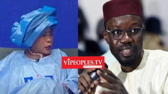 Urgent Sonko se confie au député Mame Diarra Fam....