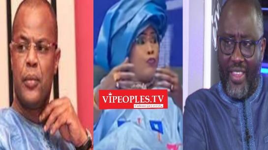 Urgent polémique Mame Mbaye Niang Maodo M Mbaye la député Mame Diarra Fam tranche....