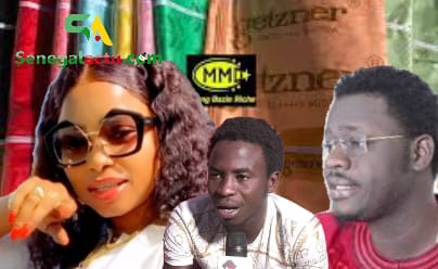 "Urgent-Célébrités: Mbathio Ndiaye vilipende Omaro et Sidy Diop : ""bala gay def remise de don ga nieuw fayma…gay diay star…"""