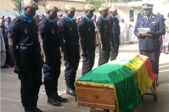 Urgent : Inna lillah wa inna ilayhi raaji'uun ! La police sénégalaise endeuillée