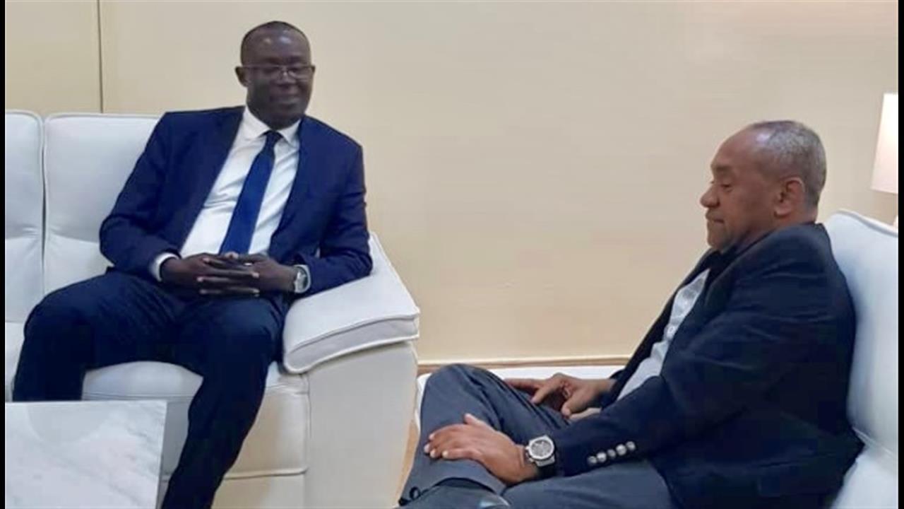 Des Supporters Sénégalais Adressent Une Plainte À La FIFA Pour Demander Des Comptes Sur Les Fonds Forward Reçus Par La FSF