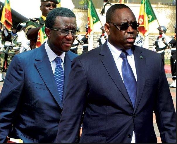 Concurrence au Chef de l'Etat: Amadou Ba rassure Mbaye Ndiaye et adoube Macky Sall