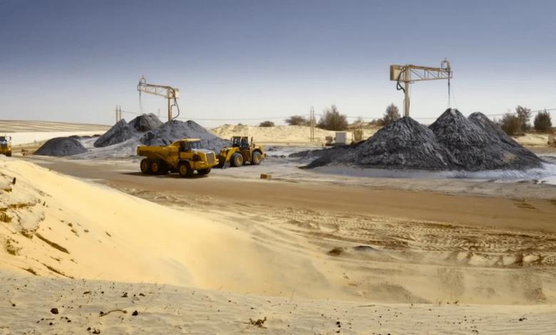 ICS- Supposée surtaxe du silex: Les précisions de la cellule de communication du ministère des Mines
